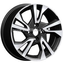Nouveau design roue en alliage 15 * 6 4 * 100 car