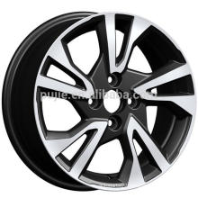 New design 15*6 4*100 car alloy wheel