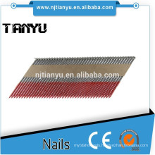 34 Degree- Paper Collated Framing Nails, Full Round Head Paper Strip Offset Nails