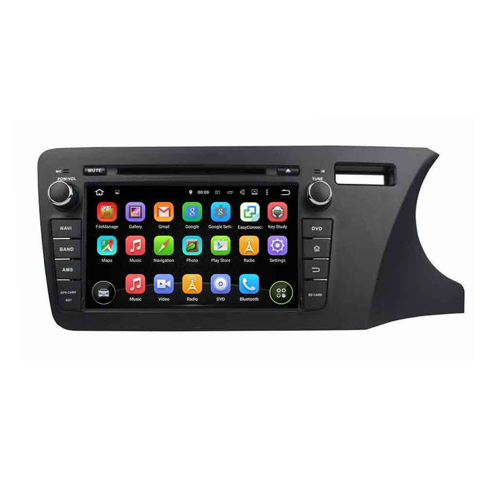 android car DVD for Honda City 2014