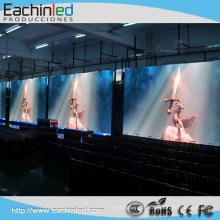 Nouvel affichage à LED de mur de verre d'affichage à cristaux liquides de l'affichage à LED de nova de 2018