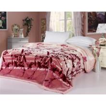 Raschel Polyester Blanket