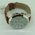China factory cheap wholesales waterproof clock branded mens watch