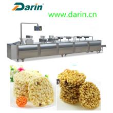 Экструдированная рисовая крупа-бар сжатия формовочной машины