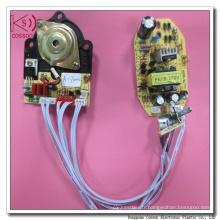 Transducteur haute fréquence à humidificateur à ultrasons avec pilote PCB