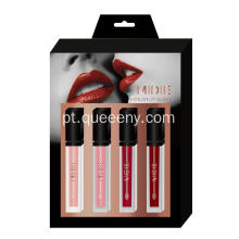 4 cor Lip Gloss