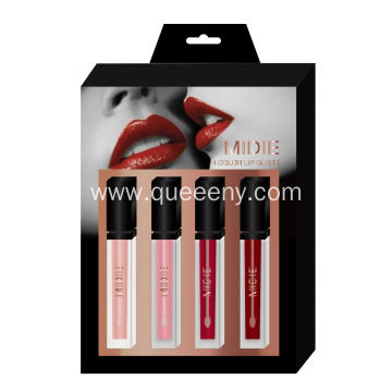 4 Color Lip Gloss