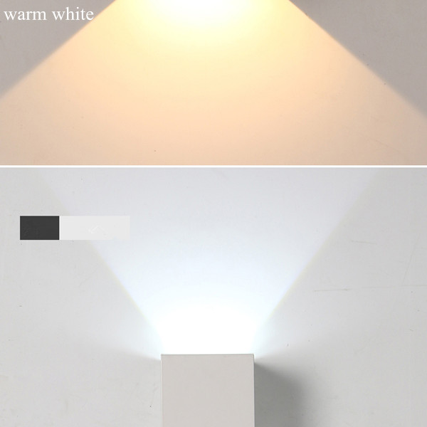 Warm & neutral white LED Wall Lights