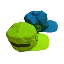 Безопасности Светоотражающий шапки со светоотражающими привязки