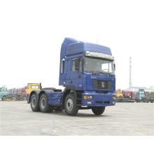Shacman 6X4 420HP shacman f2000 with weichai engine 6x4 tractor head
