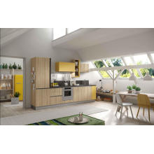 Fabricante Affordable Modern Lacquer Kitchen Cabinet