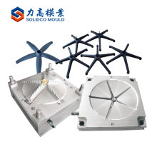 Plastic Injection Manufacturing Products Office Chair Star Foot Base Mould