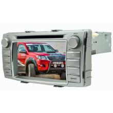 Ajuste de 2DIN coches reproductor de DVD para Toyota Hilux 2012-2015 con el Radio Bluetooth estéreo TV GPS sistema de navegación