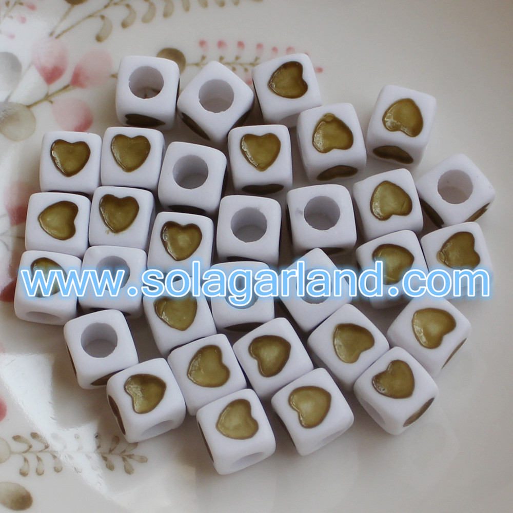 Spacer Loose Beads For Jewelry Making