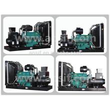 Aosif Sortie AC Silencieux Générateur diesel Électricité, centrale électrique générateur 550 kW