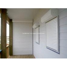 Foncci White Powder Coat Fenster Rollläden