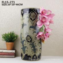 Vente en gros de décors décoratifs modernes artisanat et artisanat vases en céramique