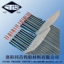 ISO9001 Wt20 de eletrodos de tungstênio puro para soldagem haste 10PCS/Pack