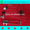 electric power fittings /insulation wedge wire clamp