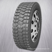 deep and sturdy tread pattern truck tire 8.25R16LT