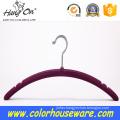 Flat Velvet hanger for shirt