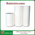 QingYi papier de sublimation pour le coton