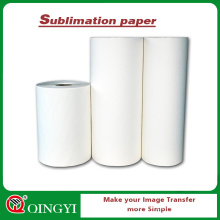 QingYi sublimation paper for cotton