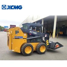 XCMG XC740K chargeuse à direction à glissement sur chenilles chinoises