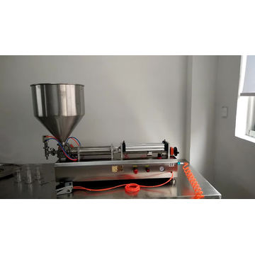 Máquina de enchimento líquida pneumática para a água / perfume / champô / óleo