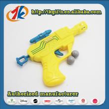 Jouets de pistolet de tir en plastique balle balle en plastique