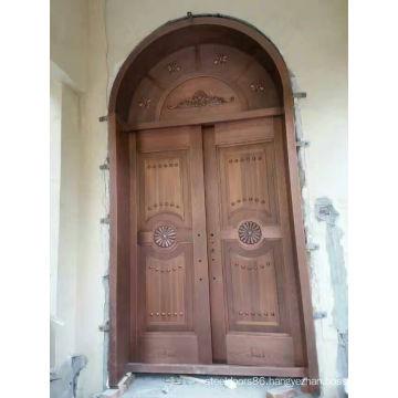 Real Copper Door Object (217)
