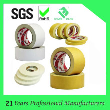 Custom Yellow Masking Tape for Painting and Masking