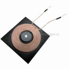 Wireless charging coil, wireless charging magnetic core, design as customer's request