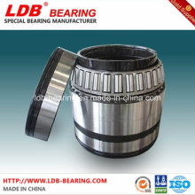 Four-Row Tapered Roller Bearing for Rolling Mill Replace NSK 120kv895