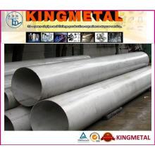 316L ERW a soudé des tuyaux et des tubes d'acier inoxydable