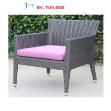 2016 Rattan Patio Cadeira de Jantar com Almofada (CF1367C)