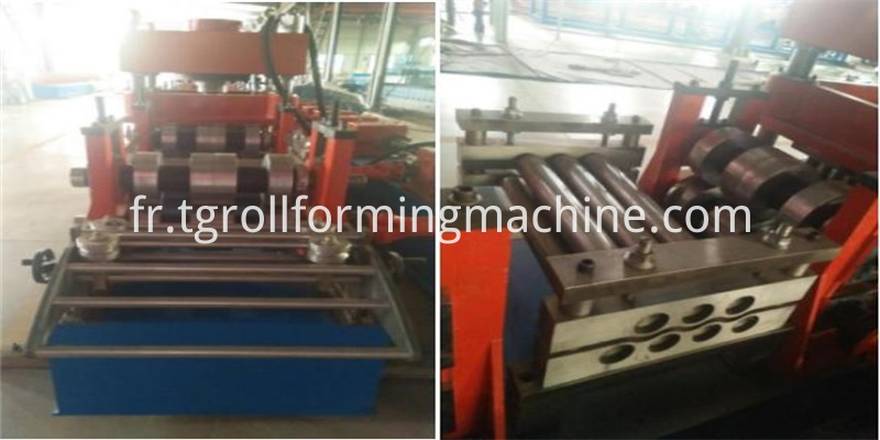 galvanized highway guardrail machines