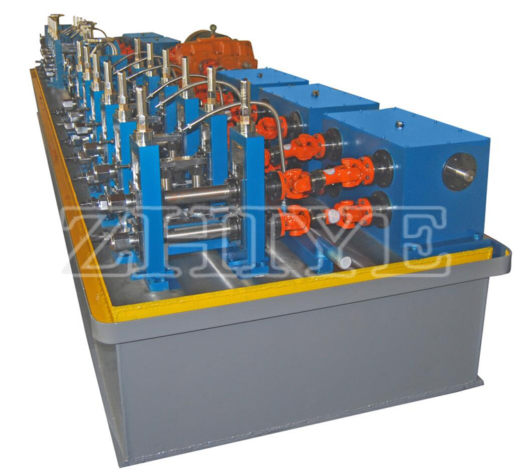 steel pipes mills line