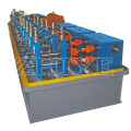 Color Coated Steel Pipe Welder Roll Forming Machine