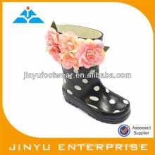 Fashion Rubber Plastic shoe for kids