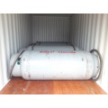 99,9% de gas de cloruro de metilo en ISO-Tank