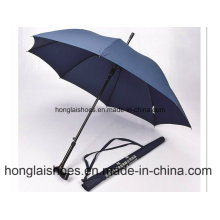 Blue Cane Umbrella of Straight