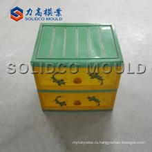 Пластиковый ящик плесень