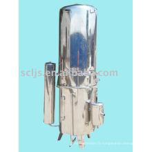 GJZZ-800 Machine de distillateur d'eau à haute efficacité à haute efficacité