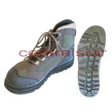 Мода Мужская обувь безопасности (HS010)
