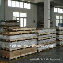 Grosses soldes! Feuille d'aluminium 6061 t6 fabriquée en Chine