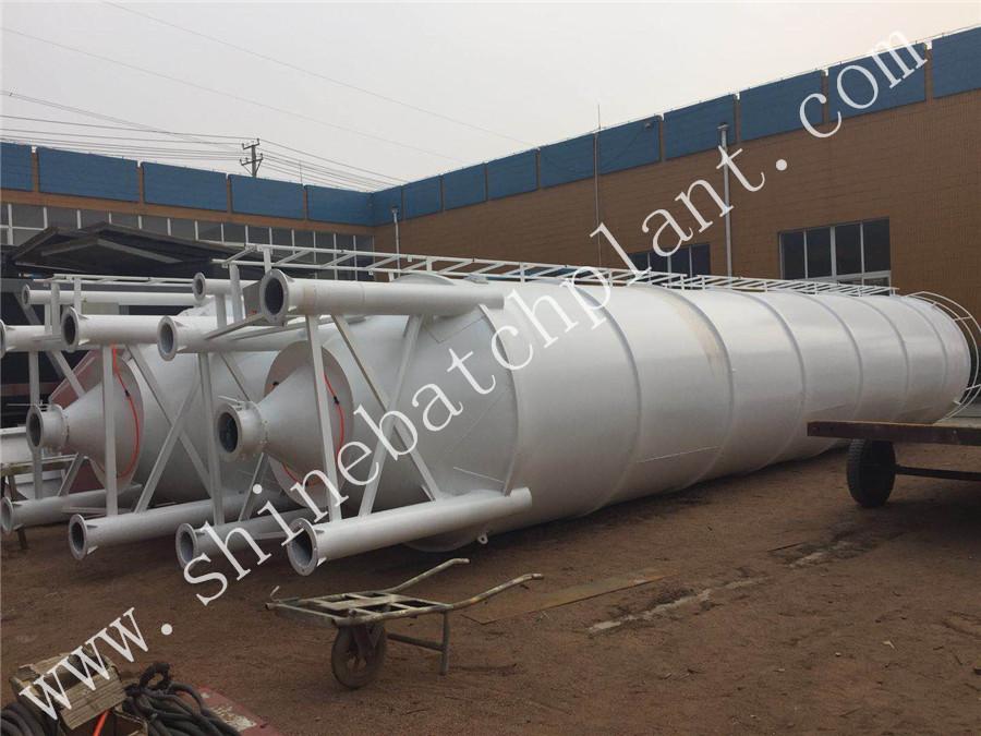Mobile Plant Air Compressor