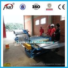 Linha de produção de corte de bobina de aço / linha de produção de bobina de aço de corte