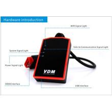 Neue Ucandas Vdm V3.82 WiFi-Funktion Multi-Language-Update Online