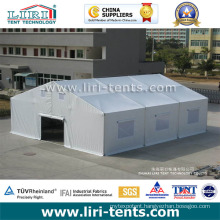 Aluminium Structure Disater Relief Tent/Refugee Tent/ Emergency Tent
